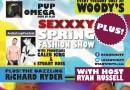 Feb 16: SEXY Fashion Show, Patrick Marano & Pup Omega