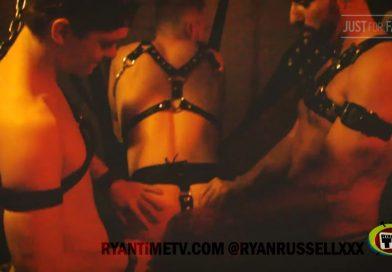 Ryan Russell #LIVE #3Way #SLING #FUCKnSUCK