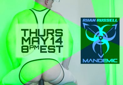 !MANDEMIC! LIVE at 8pm TONIGHT!