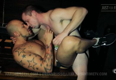 Ryan Russell Jordano Santoro LIVE Hole-Show